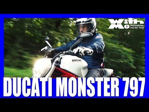 DUCATI MONSTER 797|ゲストも登場!丸山浩の速攻インプレ