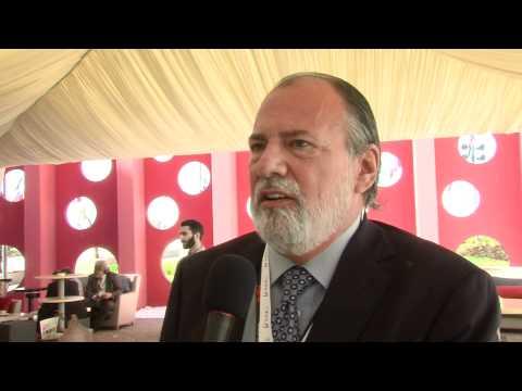 TradeWinds Shipowners Forum 2012 @ Posidonia - Basil Mavroleon