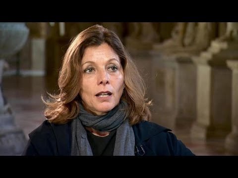 Meet the first female director of Vatican's museums