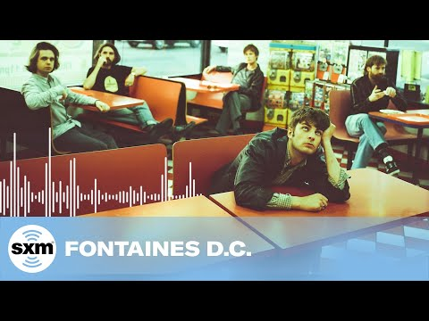 Fontaines D.C. – I'm A Man You Don't Meet Every Day (Pogues Cover) [Live for SiriusXMU Sessions]
