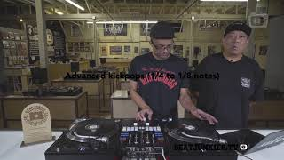 New Trick Mixing lesson: Advanced KickPops with Babu & J.Rocc