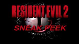 PlayStation Underground Resident Evil 2 Sneak Peek [RE 1.5]