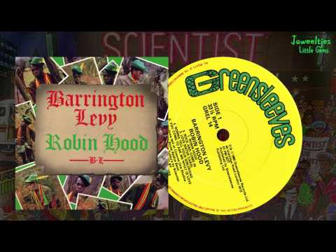 Barrington Levy - Gonna Tell Your Girlfriend + Scientist - Kidney Punch 1980