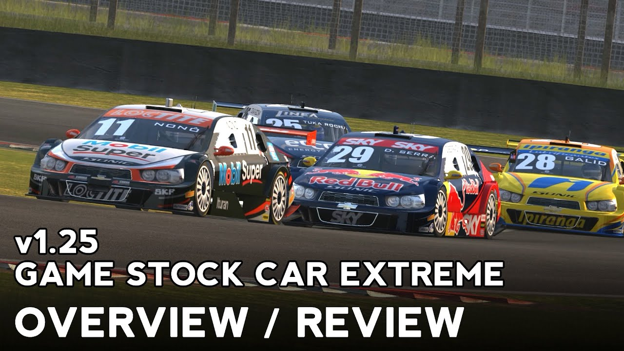Game Stock Car Extreme Mods
