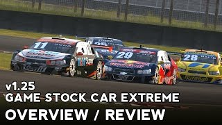 Game Stock Car Extreme : Overview / Review (as of v1.25)