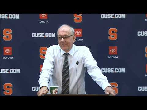 Local News - SU Cruises To Victory Over Boston College After Big First Half