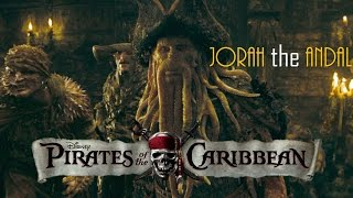 Pirates of the Caribbean - Davy Jones Suite (Theme)