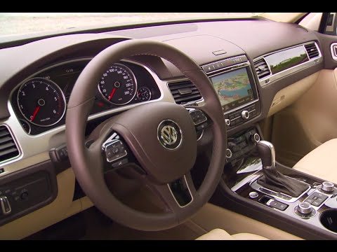 2016 Volkswagen Touareg INTERIOR New VW Touareg Driving Commercial CARJAM TV 4K 2015