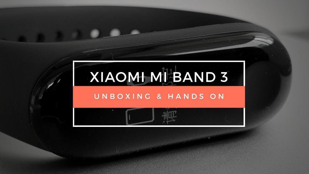 How to pair Xiaomi Mi Band 3 to your smartphone via Mi Fit