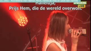 Opwekking 764 - Zegenkroon + Spoken Word //David Reitsma, Hanne de Vries, Sarah Ben Hamida //