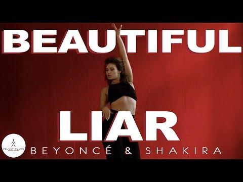 Beyoncé, Shakira  Beautiful Liar  Julia Khristyuk  VELVET YOUNG DANCE CENTRE