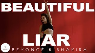 Beyoncé, Shakira - Beautiful Liar   Julia Khristyuk   VELVET YOUNG DANCE CENTRE