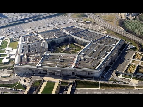 LIVE: News briefing from the Pentagon