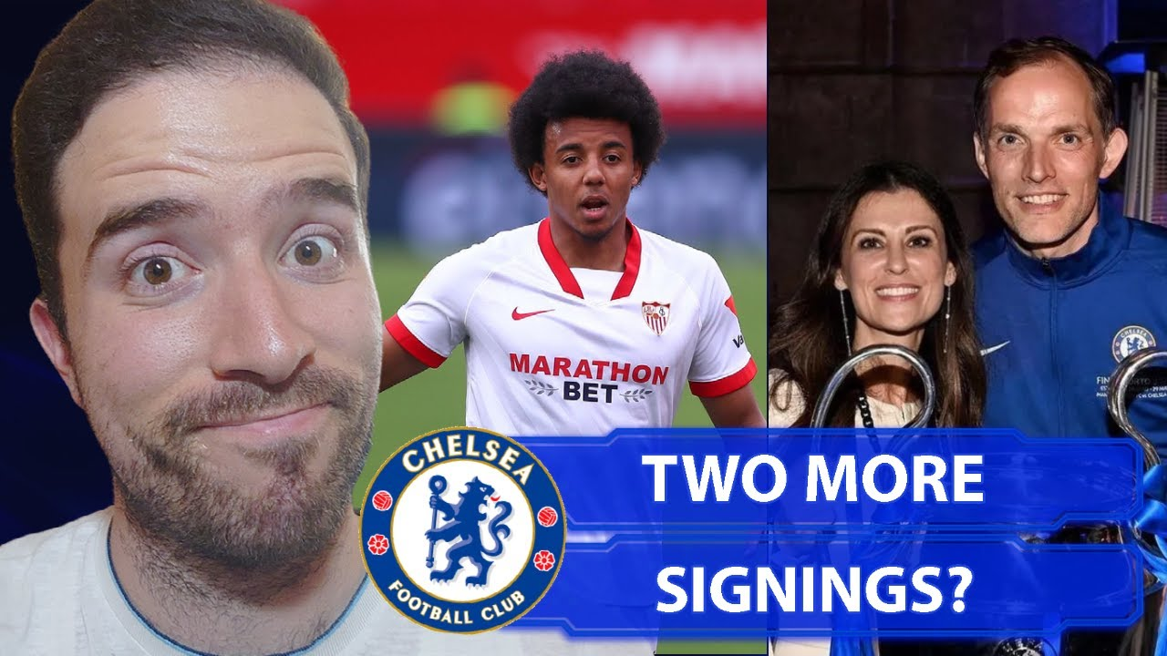 Chelsea To Get TWO More Signings After Kounde? CHELSEA ARE IN BUSINESS!
