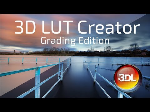 How to Mimick the Technicolor Two-Strip Look in 3D LUT Creator |