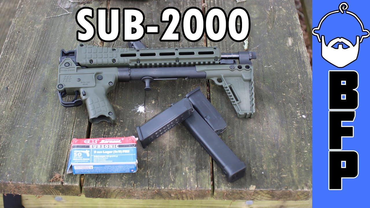 Keltec SUB-2000