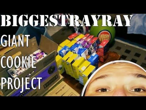 BiggestRayRay - Giant Cookie Project Teaser - Tulsa grass roots charity