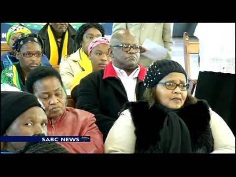 Ex-Umkhonto we Sizwe cadre Sizwe Kondile remains arrive in PE