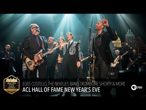 Watch ACL Hall of Fame New Year's Eve 2017!