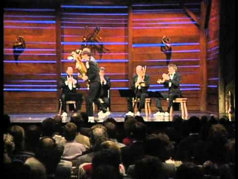 Largo al Factotum - Canadian Brass