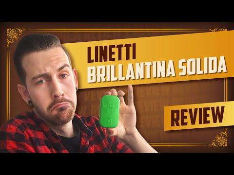 Italienischer Super-Glanz   Linetti Brillantina Solida Review   english subtitles