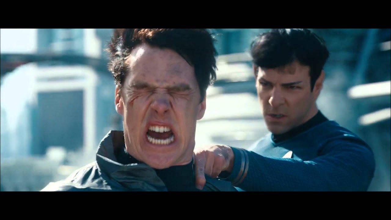 Star Trek Into Darkness Spock