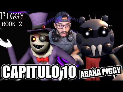 ARAÑA PIGGY ME ATRAPA Y MONSTRUO ME HIPNOTIZA | Roblox Piggy 2 Capitulo 10 | Juegos Roblox Español