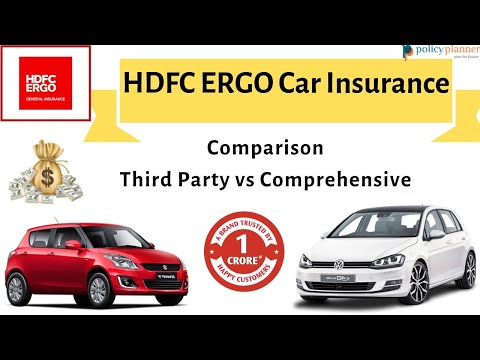 Buy HDFC ERGO Car Insurance Policy Online In 10 Minutes | How To Renew Car Insurance Policy Online