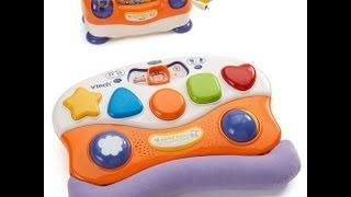 V.Smile Baby - Infant Development System - TV Toy Commercial - TV Ad - VTech - 2006