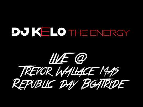 The DJ Kelo The Energy Effect on Trevor Wallace Midnight Cruise