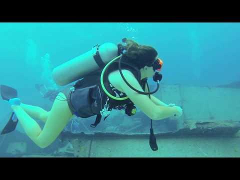 Nassau Bahamas Scuba Diving Trip 1