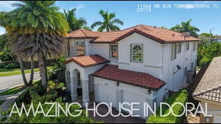 DORAL AMAZING HOME: 11460 NW 82n Terrace Doral FL 33178