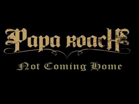 Papa Roach - Not Coming Home (Kroq Christmas) With Lyrics