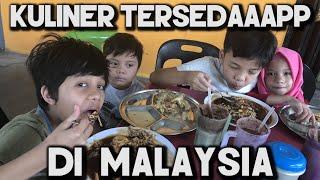 Gen Halilintar Kulineran Char Kway Teow TERSEDAAAAPPP di Malaysia
