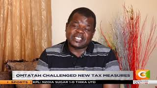 Okiya Omtatah: The man that has occupied a special place in the hearts of Kenyan's? #Daybreak