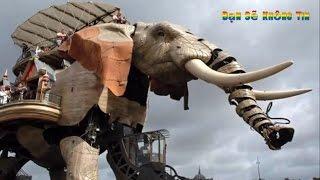 Những cỗ máy khổng lồ nhất thế giới bạn sẽ không tin nhưng có thật
