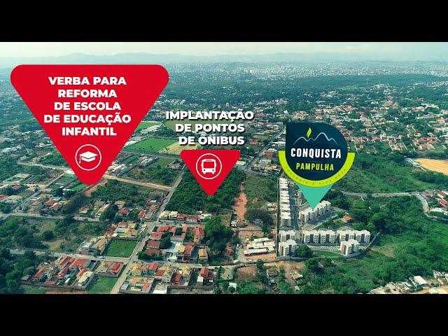 Thumbnail de Vídeo Conquista Lagoa