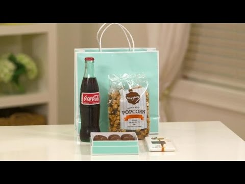 Sweet Welcome Bags | Style Me Pretty