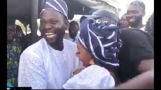 ActorOkele Sing For Mide Martins ampAfeez Owo As They Scatter Dance Floor With Bimbo OshinJaye Kuti