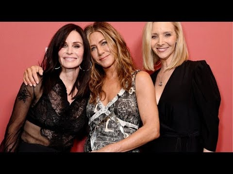 Friends Co-star Jennifer Aniston To Be Courteney Cox s Maid Of Honour from YouTube · Duration:  3 minutes 35 seconds