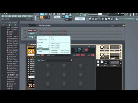 how to add instruments in fl studio