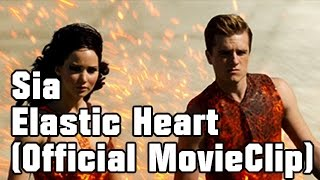 "Sia - Elastic Heart (ft. The Weeknd & Diplo) - From ""The Hunger Games"" (Official Video)"
