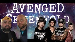 Pastor Reacts Avenged Sevenfold The Stage
