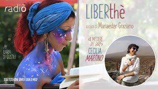"""CECILIA MARTINO """"Il mestiere del dare"""" a #LIBERthè a cura di Mariaester Graziano"""