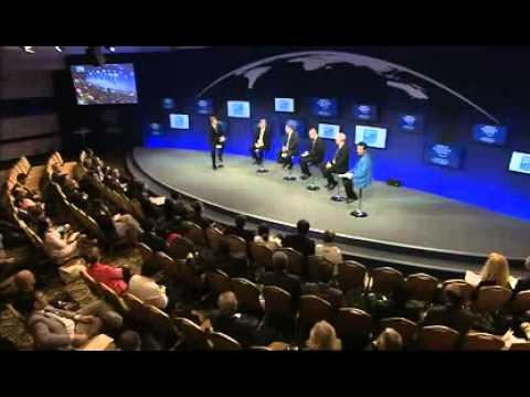 Turkish Finance Minister Mehmet Şimşek participated to World Economic Forum (WEF)