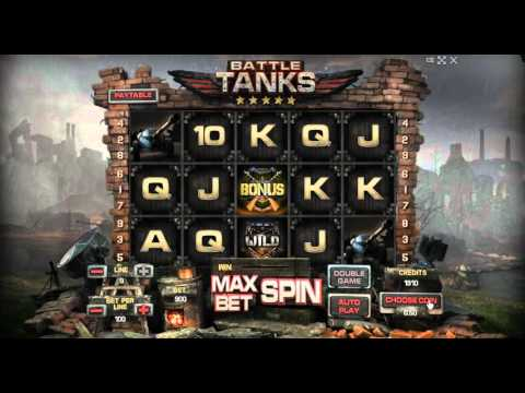 Обзор игрового автомата Battle Tanks (EvoPlay)