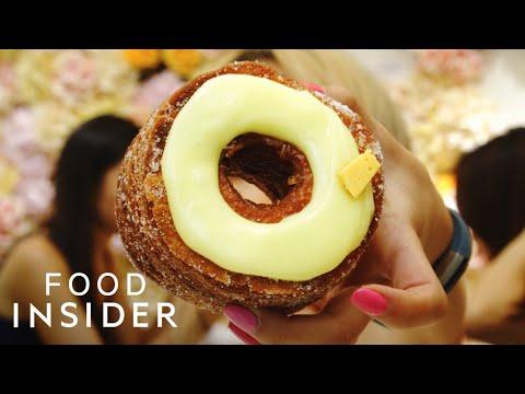 Why The Cronut Is Still New York City's Most Legendary Dessert | Legendary Eats