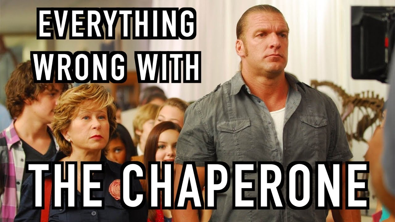 Download Episode #405: Everything Wrong With WWE Films: THE CHAPERONE