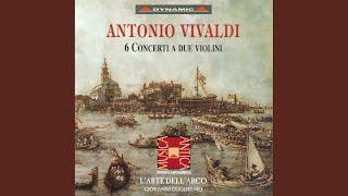 Concerto for 2 Violins in D Minor, RV 514: III. Allegro molto