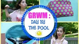 GRWM: Day by the Pool ☀ Collab with OandSmakeup Thumbnail